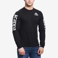 Kappa Men's Authentic Defer Reflective Long Sleeve T-Shirt