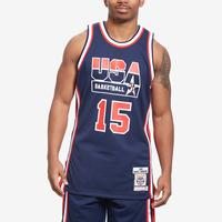 Mitchell + Ness Men's Authentic Jersey Team USA 1992 Magic Johnson