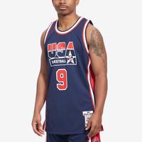 Mitchell + Ness Men's Authentic Jersey Team USA 1992 Michael Jordan