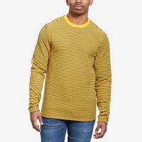 Guess Men's Analog Stripe Double-Knit Tee