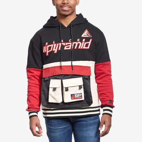 BLACK PYRAMID Utility Travel Pocket Hoody
