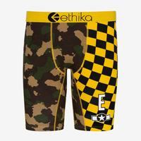 ETHIKA Men's Mustang Boxer Brief