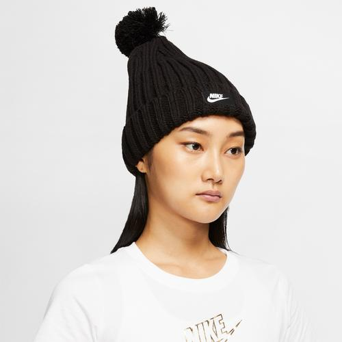 Nike Sportswear Cuffed Pom Beanie