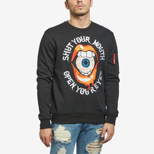 Roku Studio Men's Open Your Eyes Sweatshirt