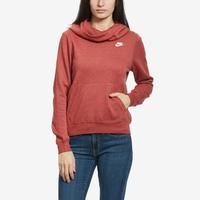 Nike Women's Sportswear Fleece Funnel-Neck Hoodie
