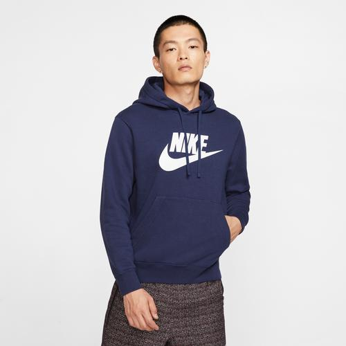 Nike Men's Sportswear Club Fleece Graphic Pullover Hoodie