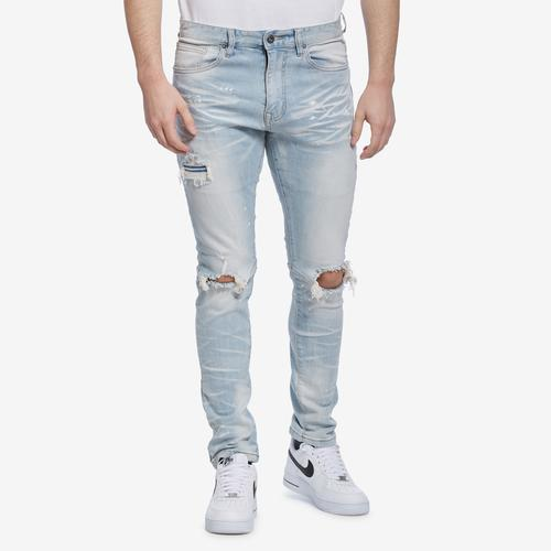 Smoke Rise Basic Rip & Repair Jeans