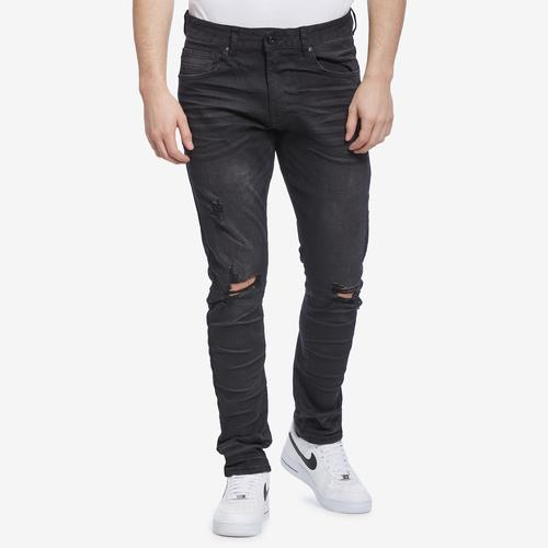 Smoke Rise Men's Basic Rip & Repair Jeans