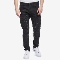 Smoke Rise Men's Fashion Twill Cargo Pants