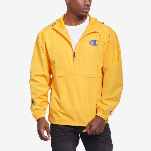 Champion Packable Jacket, C Logo