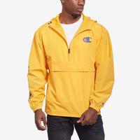 Champion Men's Packable Jacket, C Logo