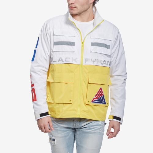 BLACK PYRAMID Men's BP-89 Sailing Track Jacket