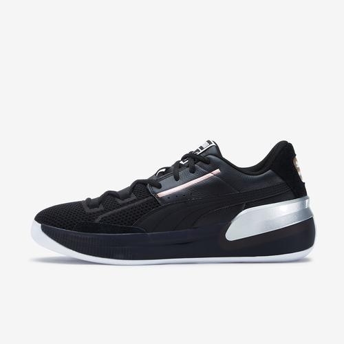 Puma Clyde Hardwood Metallic Basketball Shoes