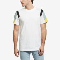 G STAR RAW Men's Motac Fabric Mix T-Shirt