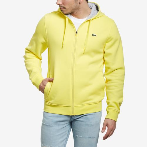Lacoste Men's Sport Tennis Fleece Zip Up