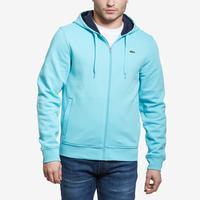 Lacoste Men's Sport Tennis Fleece Zip Up