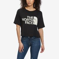 The North Face Women's Short Sleeve Half Dome Cropped Tee