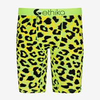 ETHIKA Men's Wild Cat Boxer Brief