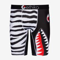 ETHIKA Men's Bomber Z Boxer Brief
