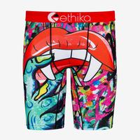 ETHIKA Men's Love Bites Boxer Brief