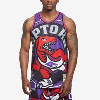 Mitchell + Ness Men's Big Face Jersey Toronto Raptors