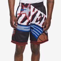 Mitchell + Ness Men's Big Face Shorts Philadelphia 76ers