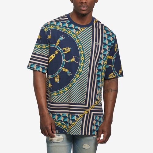 Lacoste Men's Live Scarf-Print T-Shirt
