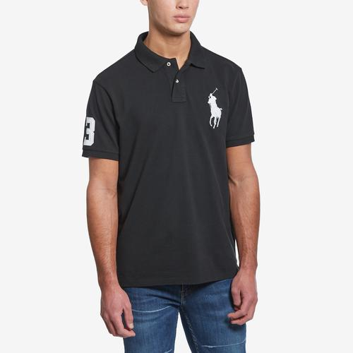 Polo Ralph Lauren Men's Big Pony Mesh Polo Shirt