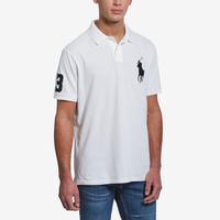 Polo Ralph Lauren Men's Big Pony Mesh Polo Shirt