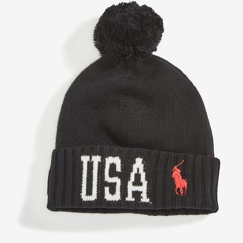 Polo Ralph Lauren Men's USA Stadium Knit Hat