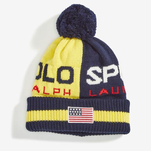 Polo Ralph Lauren Men's Polo Sport Color-Blocked Hat