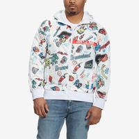 Dreamland Men's All Over Print Track Jacket