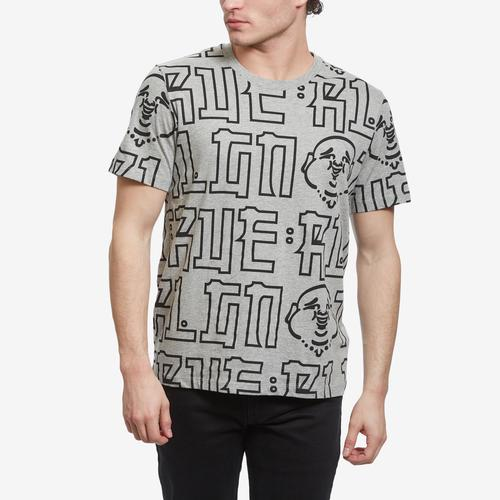 True Religion Men's Buddha Print Tee