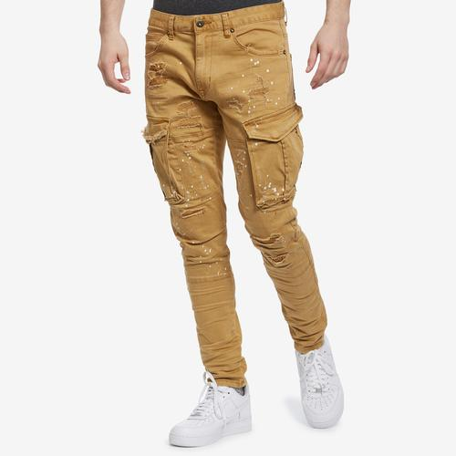 Smoke Rise Men's Fashion Twill Cargo Pants