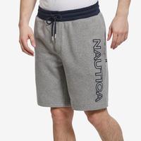 Nautica Men's Logo Knit Shorts