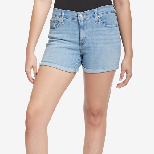 Levis Women's Mid Length Short