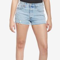 Levis Women's 501® High Rise Shorts