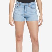 Levis Women's High Rise Shorts