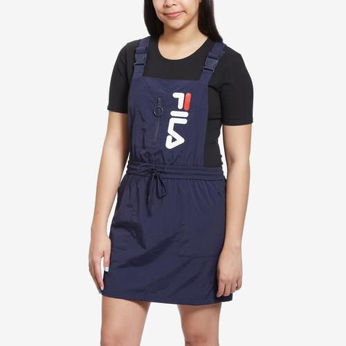 FILA Women's Queen Skirt Overalls