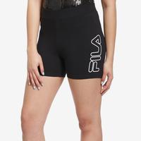 FILA Women's Beatriz High Waist Bike Shorts