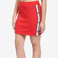 Tommy Hilfiger Women's Logo Tape Pencil Skirt