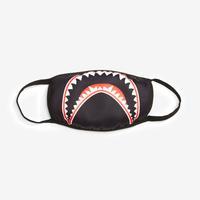 Hudson Shark Mouth Face Mask