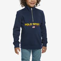 Polo Ralph Lauren Boy's Long Sleeve 1/4 Zip Fleece