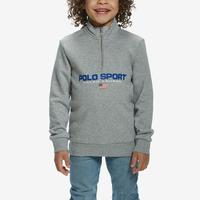 Polo Ralph Lauren Boy's 1/4 Zip Logo Fleece