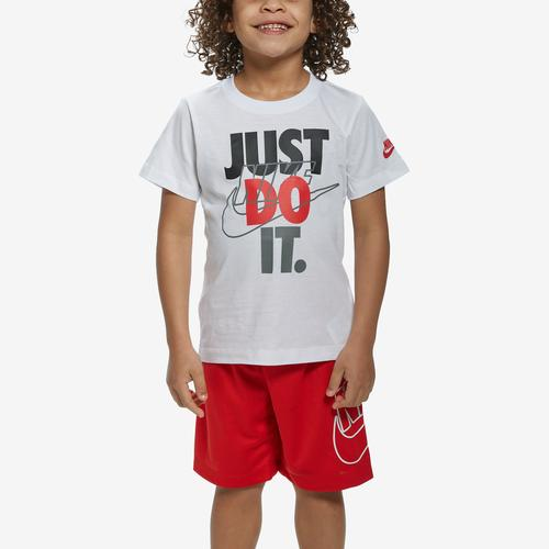 Nike Boy's Sportswear Logo Set
