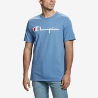 Champion Men's Short Sleeve Logo Tee