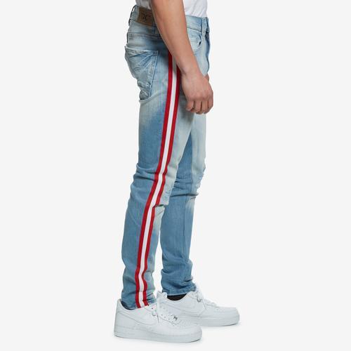 Jordan Craig Men's Side Stripe Denim
