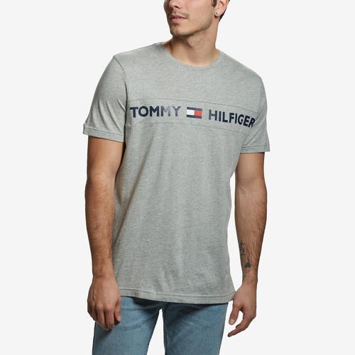 Tommy Hilfiger Men's Short Sleeve Logo Tee