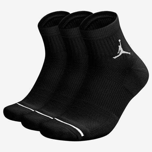 Jordan Men's Jumpman High-Intensity Quarter Sock (3 Pair)