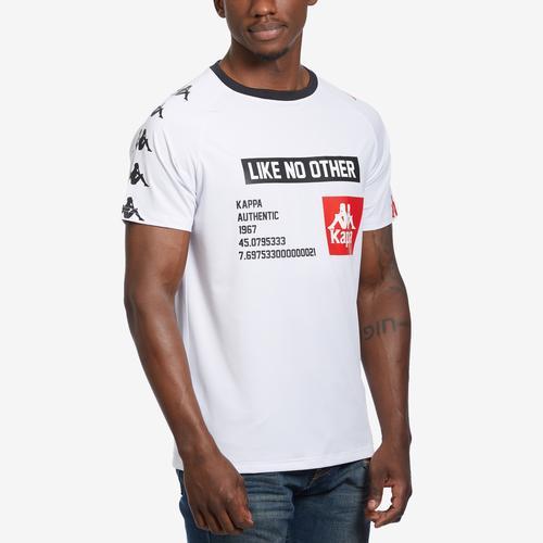 Kappa Men's Authentic Bastil T-Shirt